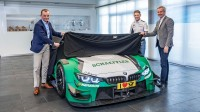 Schaeffler Announces Its New DTM Partner--BMW M Motorsport